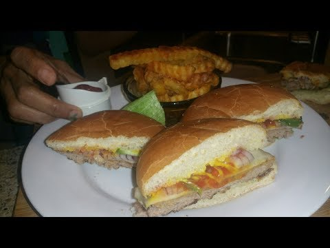 Hot Texas Burgers Recipe - Cindys Kitchen
