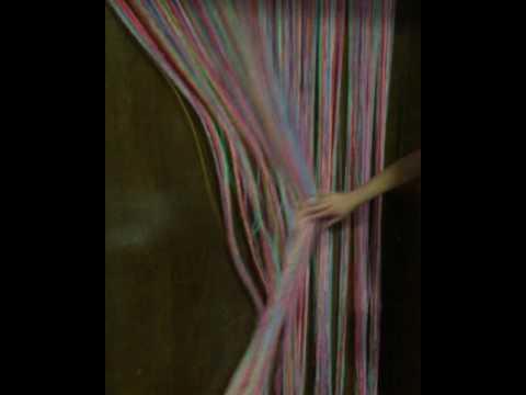 Yarn Curtain!