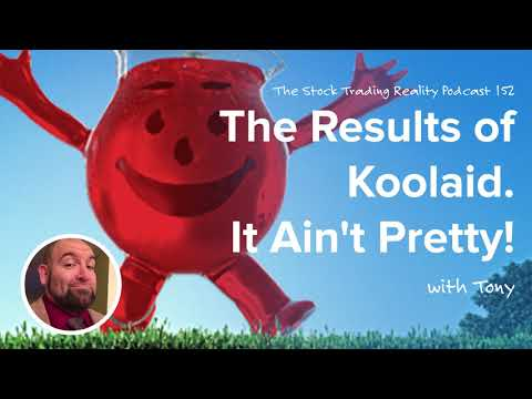 STR 152: The Results of Koolaid. It Ain't Pretty! (audio only)