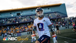 Premier Lacrosse League Whipsnakes Vs Archers EXTENDED HIGHLIGHTS NBC Sports