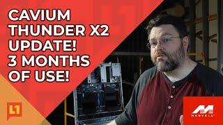 Download Cavium Thunder X2: 3 Months Later - FreeBSD, OpenSuse, RedHat Video