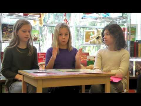 Washington Primary School P.I.C.K. for Reading!
