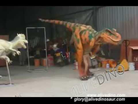 Dinosaur Costume  Alive Dino