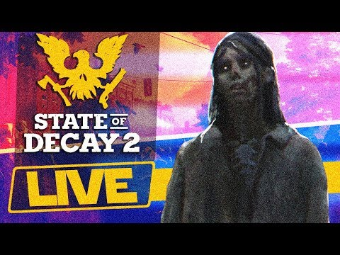 Let's Survive the Zombie Apocalypse Together! - State of Decay 2