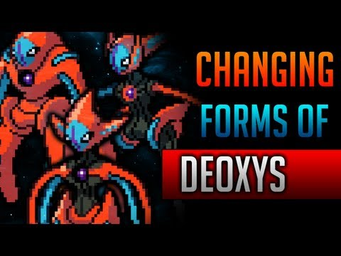 How & Where to catch/get - Change Deoxys's Forms in Pokemon Black 2 & Pokemon White 2