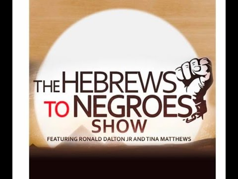 7 Trumpets Prepper interview on Hebrews to Negroes radio program and link