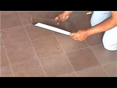 Vinyl Flooring Maintenance & Cleaning : How to Remove Scorched Spots on a Vinyl Floor