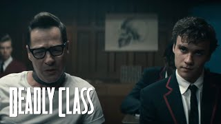 Download DEADLY CLASS | Season 1, Episode 3: Haters Gonna Hate | SYFY Video