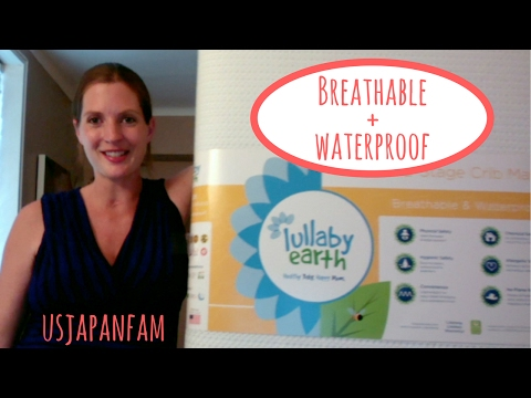 Lullaby Earth Breeze Crib Mattress Review - Breathable & Waterproof for Baby & Toddler