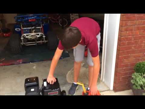 Must Do's for a Predator 13HP 420cc Engine Break In & Start Up - Part 3