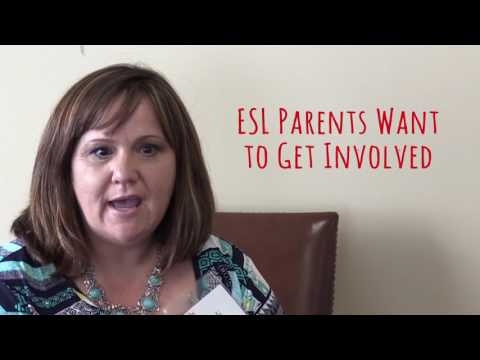 What Parents Want Schools to Know: ESL Needs