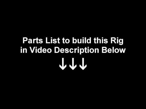Parts List In Video Description Below