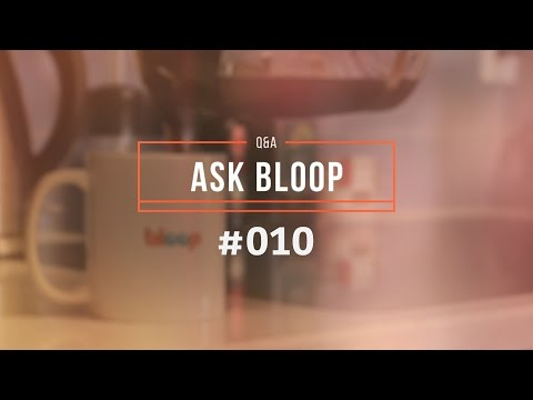 Can one person make an animated short film? | AskBloop #010