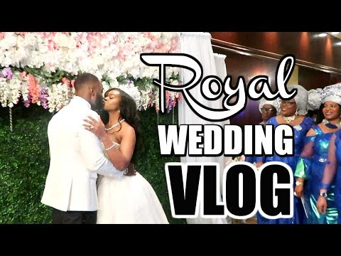 IFY'S ROYAL WEDDING VLOG   Life Of Luch