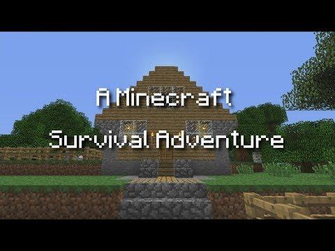 A Minecraft Survival Adventure Film -2013 Minecraft Machinima-