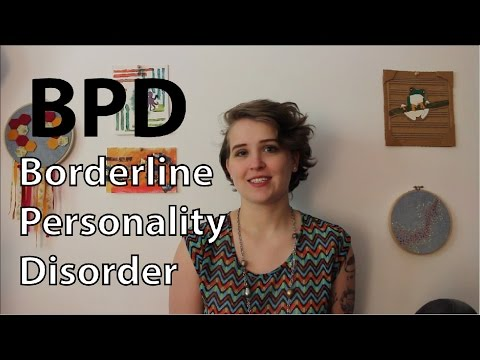 What is Borderline Personality Disorder?