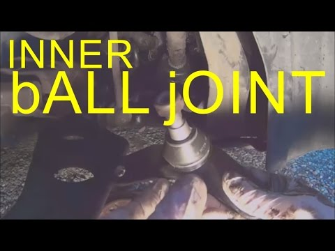 MINI Cooper S Front Lower Inner Ball Joint Replacement | How To