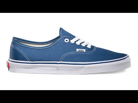 """Shoe Review: Vans """"Family Exclusive"""" Authentic (Navy)"""