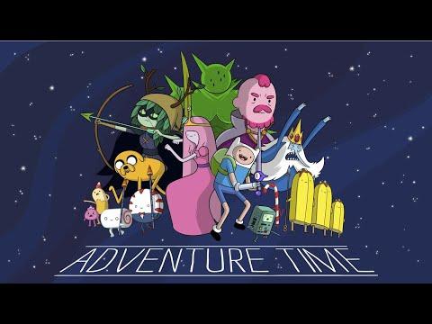 Adventure Time Series Finale Teaser Trailer