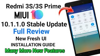 Miui 10 For Redmi 3s Download Link