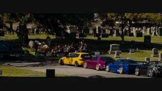 Spoon Honda Civic Hatchback (EG6) _ The Fast & The Furious (2009) Funeral Scene _ JEM MotorSports