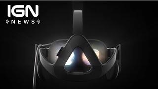 Oculus Reveals $200 VR Headset, Drops Price of Rift - IGN News