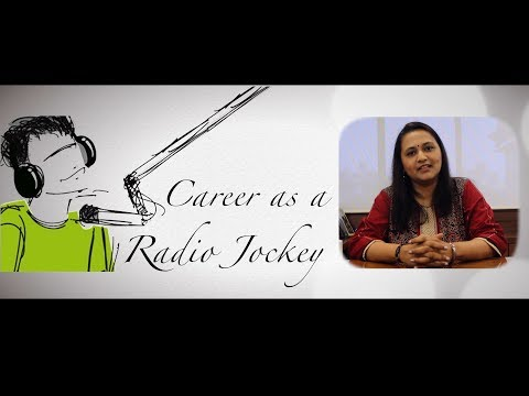 Career as  a RJ (Radio Jockey)