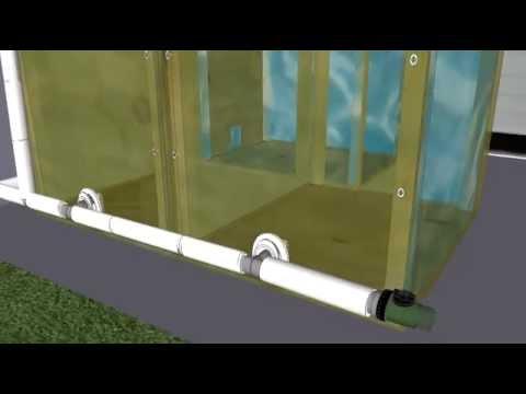 Awesome rain barrels | 600gal - part 1
