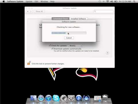 How to Check for Software Updates on a Mac