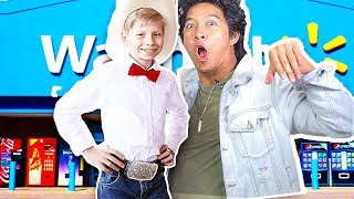 I Try Walmart Yodeling With a Pro!!