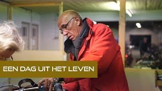 Een Dag Uit Het Leven Van... Willem, Medewerker Fietsenstalling