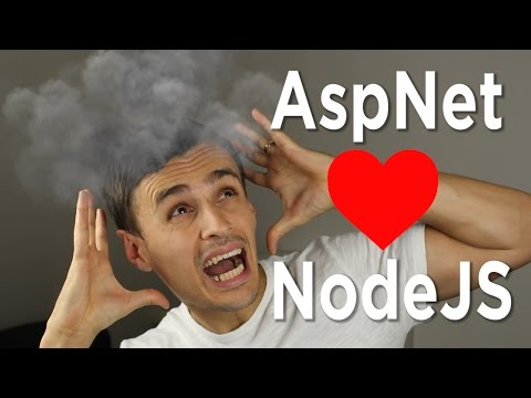 AspNet Core NodeServices - Execute JavaScript on the Server at Runtime