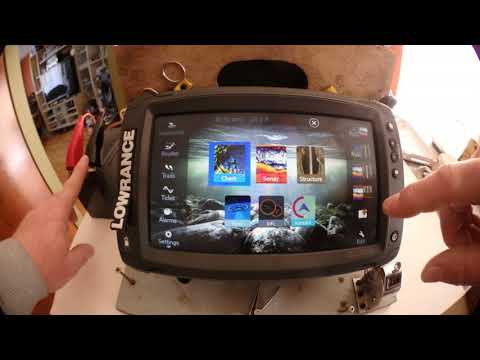 Lowrance fish reveal update Elite TI, HDS GEN 3 and HDS CARBON