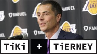 The Lakers Should Fire Rob Pelinka TODAY!   Tiki +Tierney
