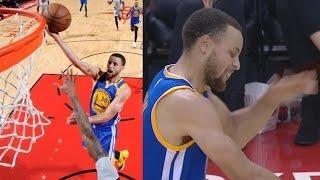 Stephen Curry vs James Harden! Warriors Reach 60 Wins!