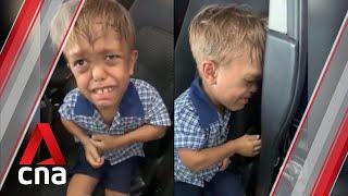 Mother of Australian boy raises awareness of bullying in viral video