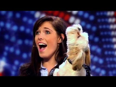 Pip and Puppy - Britain's Got Talent 2011 Audition