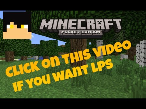 My Subscriber Click this Video [MinecraftPE]