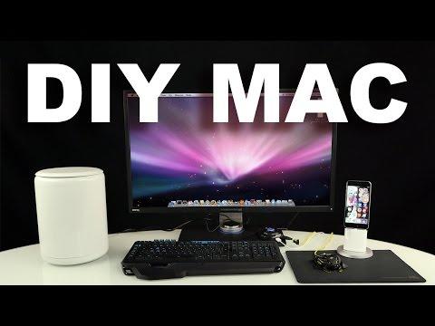 DIY MAC PRO ! How to Build Your Own Mini PC - Bottlenext Entropy !