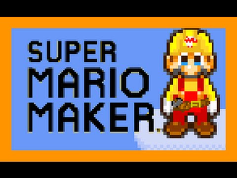 Super Mario Maker™  Fan Demo Scratch GamePlay