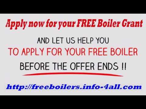 Government Free Boiler Scheme Holmes Chapel