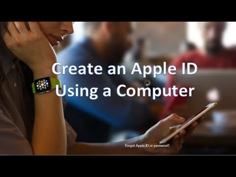 How to Create Apple id in Computer or Laptop without payment...