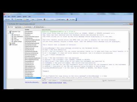 V11 Customize SQL Error Messages
