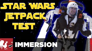 Star Wars Jetpacks in Real Life – Immersion