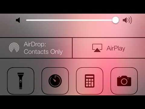 What is the difference between AirDrop and Airplay in iPhone iPad iPod and how to use