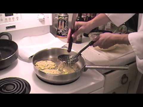Chefs San Diego - Salmon & Crab Cakes