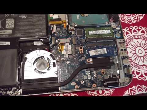 BIOS password reset for Toshiba Satellite E45T-A4100