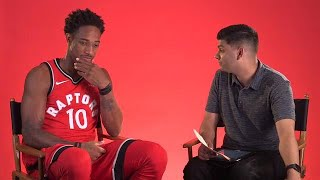 Know your Raptors: Favourite late night snack & who is Most likely to cook for the team?