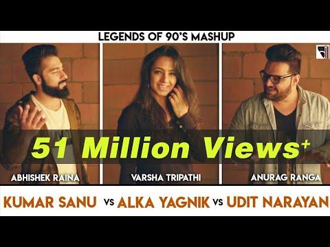 Xxx Mp4 Legends Of 90 S Bollywood Songs Mashup Anurag Ranga Abhishek Raina Varsha Tripathi 90 S Hits 3gp Sex