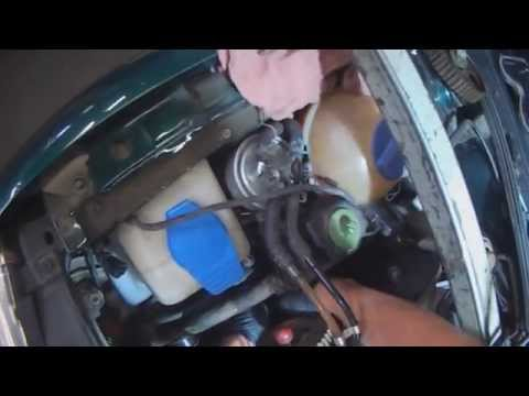 VW A4: ALH TDI Timing Belt & Water Pump removal